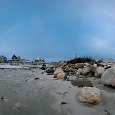 higgins beach Maine Cross Photography