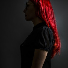 janet Red Hair
